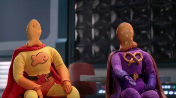 Goldfish Xtra Cheddar + Pretzel Mix TV Spot, 'King Cranky' - Thumbnail 9