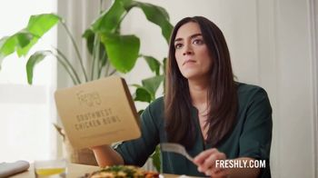 Freshly TV Spot, 'No Dishes' - Thumbnail 5