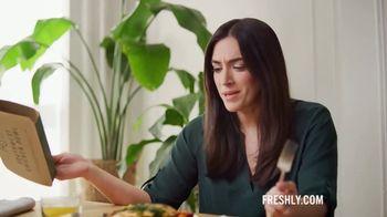 Freshly TV Spot, 'No Dishes' - Thumbnail 7