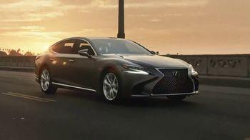 Lexus LS 500 TV Spot, 'Consquista la corona' [Spanish] [T1] - Thumbnail 9