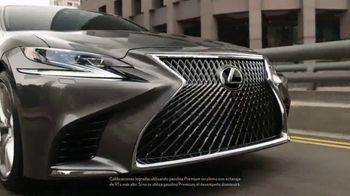 Lexus LS 500 TV Spot, 'Consquista la corona' [Spanish] [T1] - Thumbnail 6