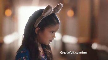 Great Wolf Lodge TV Spot, 'Tomorrow'