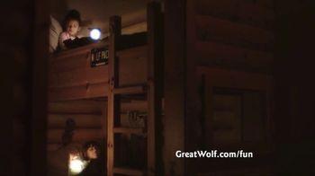 Great Wolf Lodge TV Spot, 'Tomorrow' - Thumbnail 1