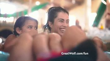 Great Wolf Lodge TV Spot, 'Tomorrow' - Thumbnail 4