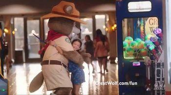 Great Wolf Lodge TV Spot, 'Tomorrow' - Thumbnail 6