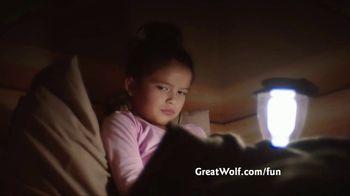 Great Wolf Lodge TV Spot, 'Tomorrow' - Thumbnail 7