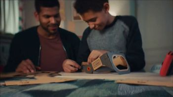 Nintendo Labo Robot Kit TV Spot, 'Make, Play & Discover' - Thumbnail 4