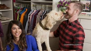 California Closets TV Spot, \'Davis\' Story\'