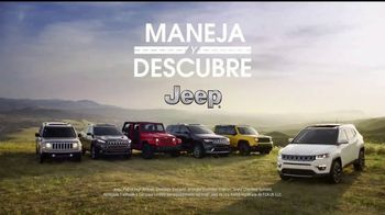 Jeep Maneja y Descubre TV Spot, '2017 Cherokee Sport' canción de Imagine Dragons [Spanish] [T2] - Thumbnail 8