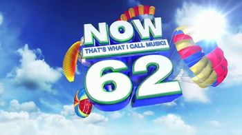 Now That's What I Call Music! 62 TV Spot, 'All the Latest Hits'