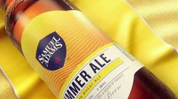 Samuel Adams Summer Ale TV Spot, 'Enjoy the Colors of Summer' - Thumbnail 1