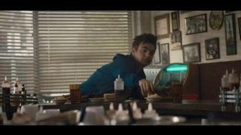 Carl's Jr. Baby Back Rib Burger TV Spot, 'Rib Joint' Feat. Charles Esten - Thumbnail 9