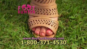 Foot Bumper TV Spot, 'Instant Pressure Relief' Featuring Taylor Baldwin - Thumbnail 5