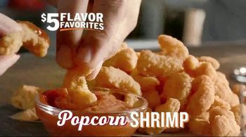 Popeyes $5 Flavor Favorites TV Spot, 'Endless Table' - Thumbnail 9