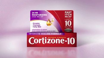 Cortizone 10 Intensive Healing Formula TV Spot, 'Escalar' [Spanish] - Thumbnail 8