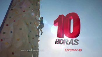 Cortizone 10 Intensive Healing Formula TV Spot, 'Escalar' [Spanish] - Thumbnail 6