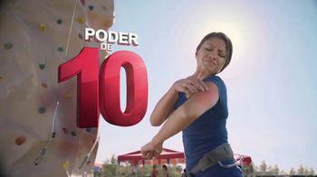 Cortizone 10 Intensive Healing Formula TV Spot, 'Escalar' [Spanish]