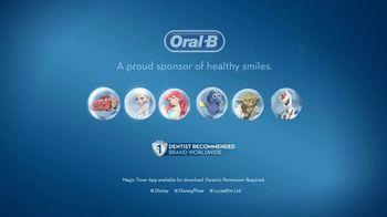 Oral-B Disney Pixar Products TV Spot, 'Building Healthy Habits' - Thumbnail 7