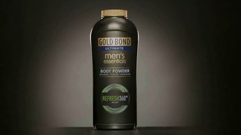 Gold Bond Ultimate Body Powder TV Spot, 'Extra Mile' Feat. Shaquille O'Neal - Thumbnail 7