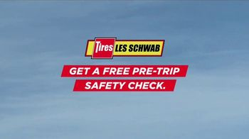Les Schwab Tire Centers TV Spot, 'Thanks: Pre-Road Trip Safety Check' - Thumbnail 9