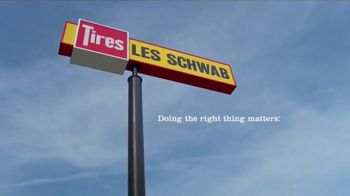 Les Schwab Tire Centers TV Spot, 'Thanks: Pre-Road Trip Safety Check' - Thumbnail 8