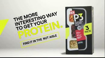 Planters P3 Portable Protein Pack TV Spot, 'More Interesting Protein' - Thumbnail 8