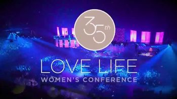 Joyce Meyer 2017 Love Life Women's Conference TV Spot, 'Early Bird Pricing' - 26 commercial airings