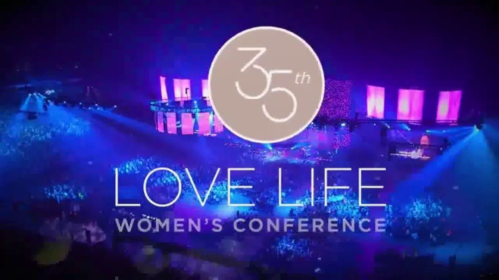 Joyce Meyer 2017 Love Life Women's Conference TV Commercial, 'Early Bird Pricing'