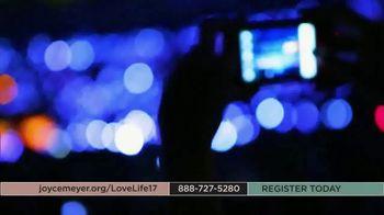 Joyce Meyer 2017 Love Life Women's Conference TV Spot, 'Early Bird Pricing' - Thumbnail 7