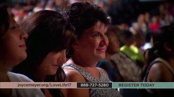 Joyce Meyer 2017 Love Life Women's Conference TV Spot, 'Early Bird Pricing' - Thumbnail 3