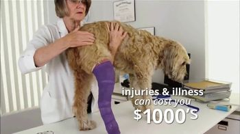 Healthy Paws Pet Insurance TV Spot, 'Pet Insurance for Dogs and Cats' - Thumbnail 3