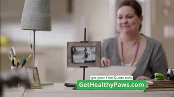 Healthy Paws Pet Insurance TV Spot, 'Pet Insurance for Dogs and Cats' - Thumbnail 8