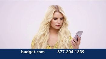 Budget Rent a Car TV Spot, 'You've Arrived: SUV' Featuring Jessica Simpson - Thumbnail 5