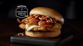 McDonald's Signature Crafted Recipes TV Spot, 'Barbecue Bacon Sandwich' - Thumbnail 2