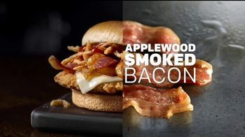 McDonald's Signature Crafted Recipes TV Spot, 'Barbecue Bacon Sandwich' - Thumbnail 4