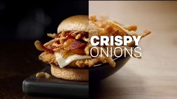 McDonald's Signature Crafted Recipes TV Spot, 'Barbecue Bacon Sandwich' - Thumbnail 5
