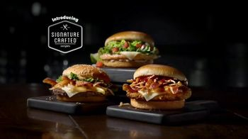 McDonald's Maple Bacon Dijon Burger TV Spot, 'Hint of Honey' - Thumbnail 1