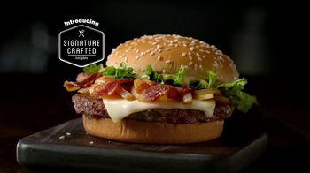 McDonald's Maple Bacon Dijon Burger TV Spot, 'Hint of Honey' - Thumbnail 2