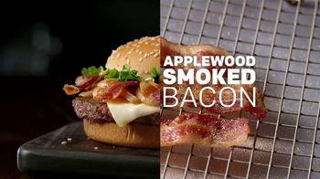 McDonald's Maple Bacon Dijon Burger TV Spot, 'Hint of Honey' - Thumbnail 3