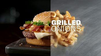 McDonald's Maple Bacon Dijon Burger TV Spot, 'Hint of Honey' - Thumbnail 4