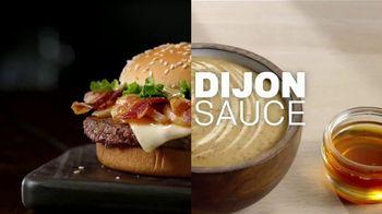McDonald's Maple Bacon Dijon Burger TV Spot, 'Hint of Honey' - Thumbnail 5