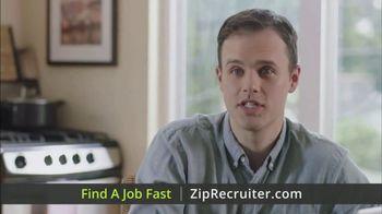 ZipRecruiter TV Spot, 'Fast Jobs' - Thumbnail 2