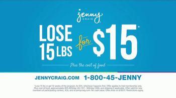 Jenny Craig TV Spot, 'Ginette: 15 Pounds for $15' - Thumbnail 3