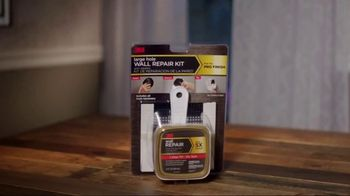 3M Large Hole Wall Repair Kit TV Spot, 'George to the Rescue: Wall Repair' - Thumbnail 2