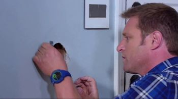 3M Large Hole Wall Repair Kit TV Spot, 'George to the Rescue: Wall Repair' - Thumbnail 5