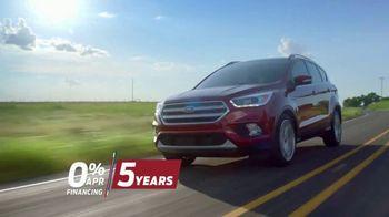Ford Great American Sales Event TV Spot, 'Appreciation Cash' [T2] - Thumbnail 4