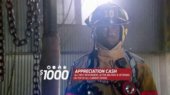 Ford Great American Sales Event TV Spot, 'Appreciation Cash' [T2] - Thumbnail 7