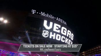 2017 NHL Awards TV Spot, 'Vegas Golden Knights Expansion Draft' - Thumbnail 3