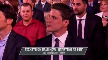 2017 NHL Awards TV Spot, 'Vegas Golden Knights Expansion Draft' - Thumbnail 4
