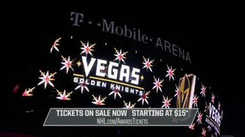 2017 NHL Awards TV Spot, 'Vegas Golden Knights Expansion Draft' - Thumbnail 5